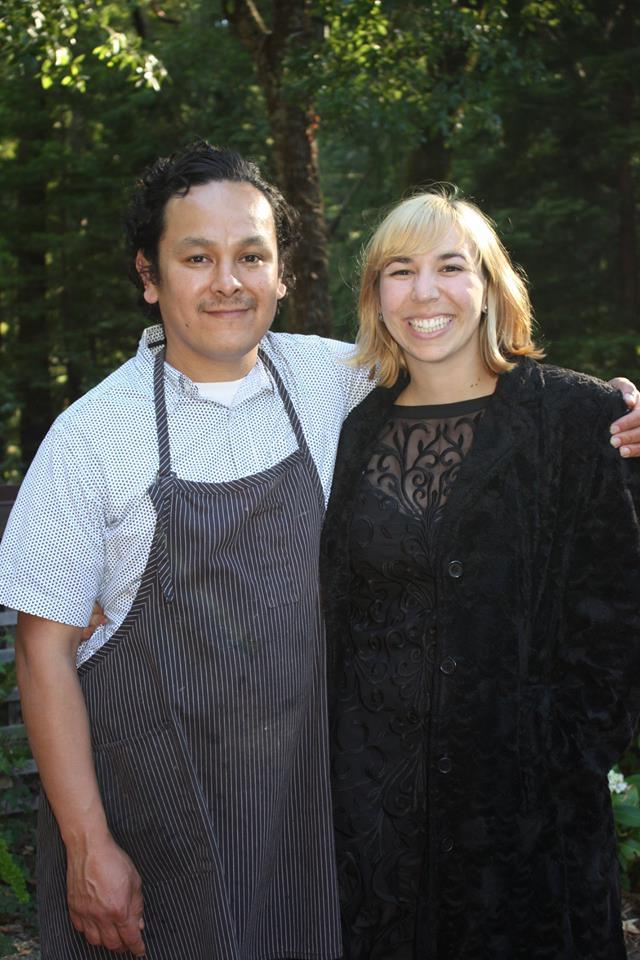 Chef Daniel Gallegos