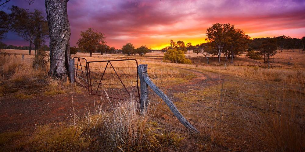 Country road | Qld