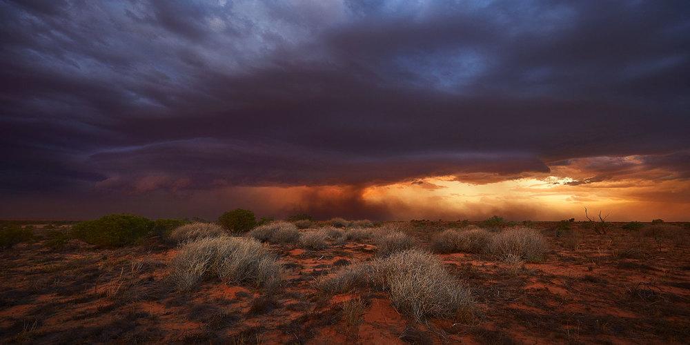 Desert Storm | Innamincka