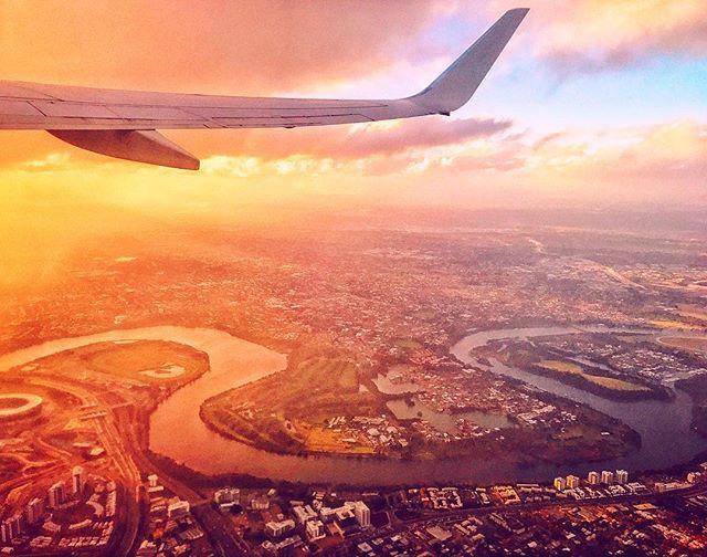 Perth, Brisbane, Perth, Brisbane, Perth, Brisbane... Toowoomba. #qantas