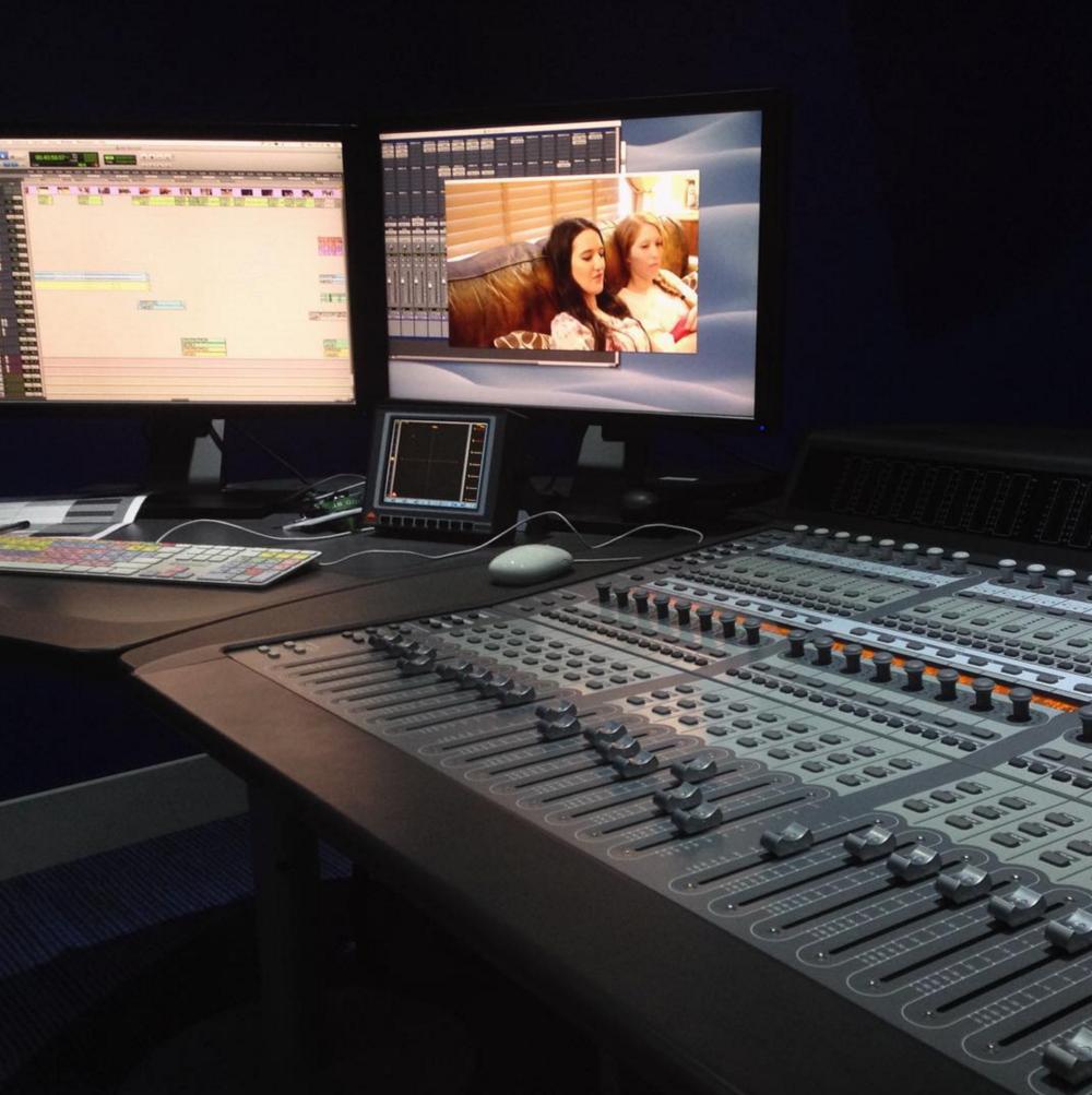 Toby Campen's studio