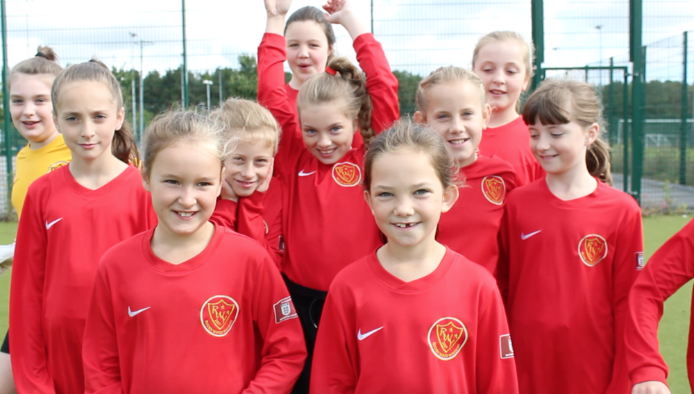 The second season of our documentary series follows females in football from ages 8 to professional premier league players. Currently filming.