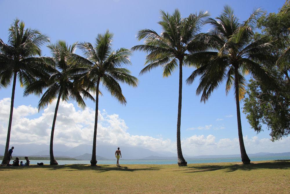 Rex Smeal Park, Port Douglas - @lauriecrayston