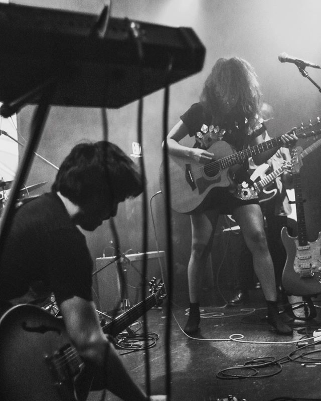 ⚡️🌈⚡️ Photo credit: @anthonyguinnip . . #losangeles #music #live #experimental #indierock #antijob4life #anti #rocknroll #afropunk #instagood #followme #theantijob