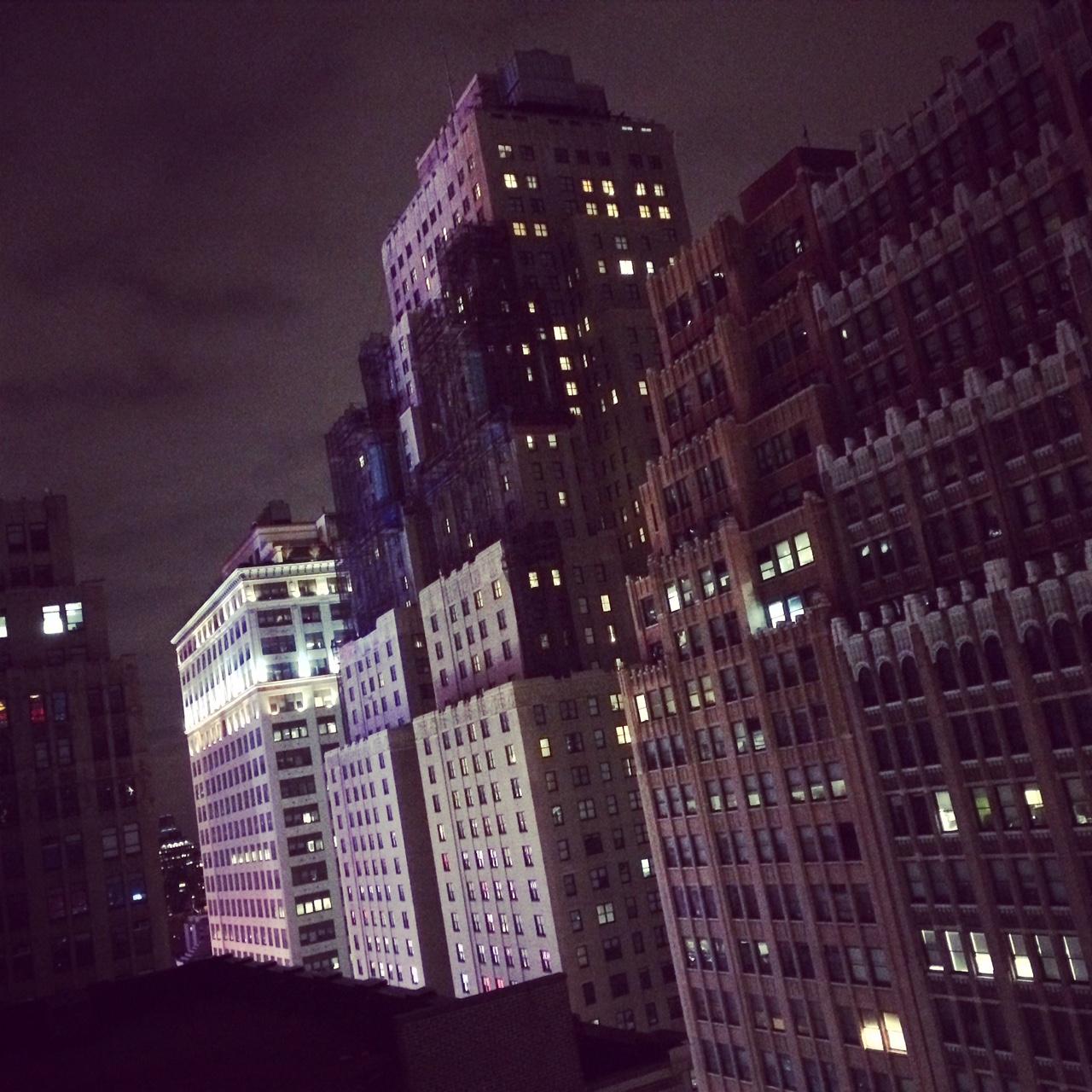 NYC Birthday Travelogue