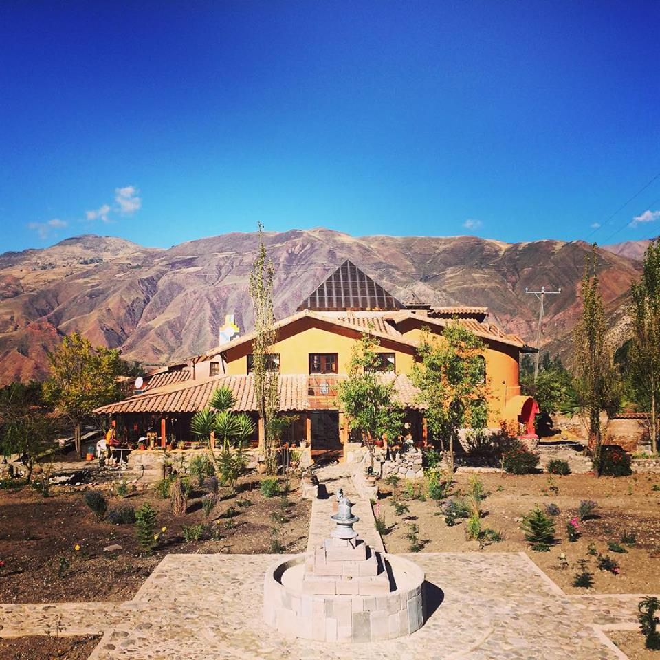 Sharing my Machu Picchu Experience