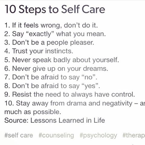 Self Care Simplified