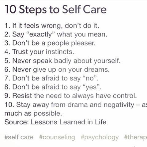 Self Care Simplified