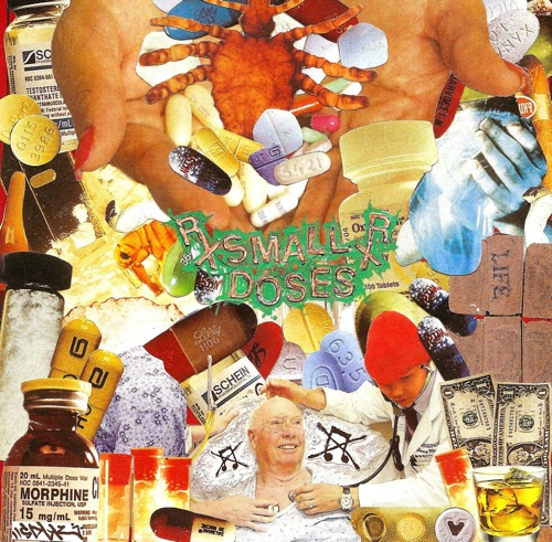 Small Doses Compilation Cover