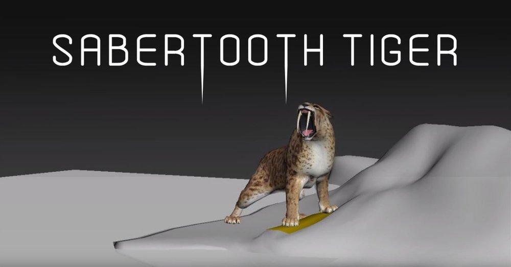 SaberTooth 360 VR