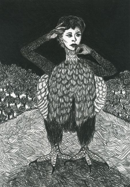 O! She Was a Harpy!