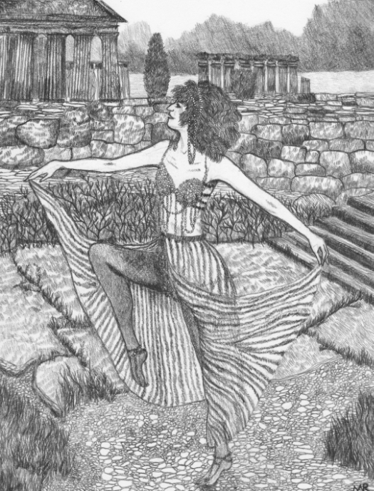 Aglaea; Splendorous (ruins i)