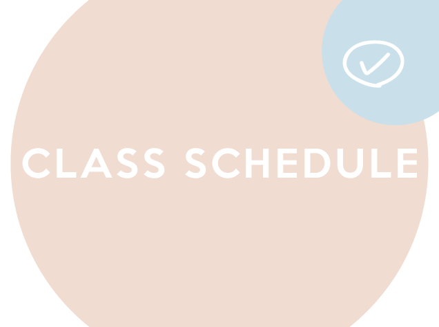 Ready to drop in by Yeah Really Studio? Click here to view our class schedule!