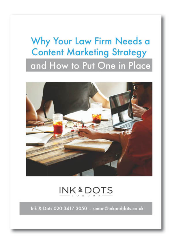 Why Your Law Firm Needs a Content Marketing Strategy