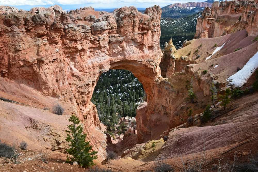 Natural Bridge, Bryce Canyon National Park