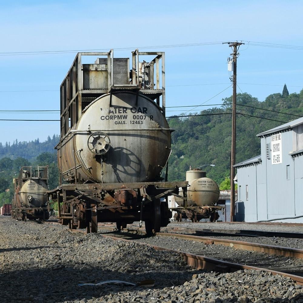 Roseburg, Oregon: the timber capital of the U.S.