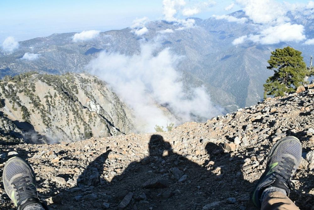 Mt. Baden Powell Summit, 9,407 feet