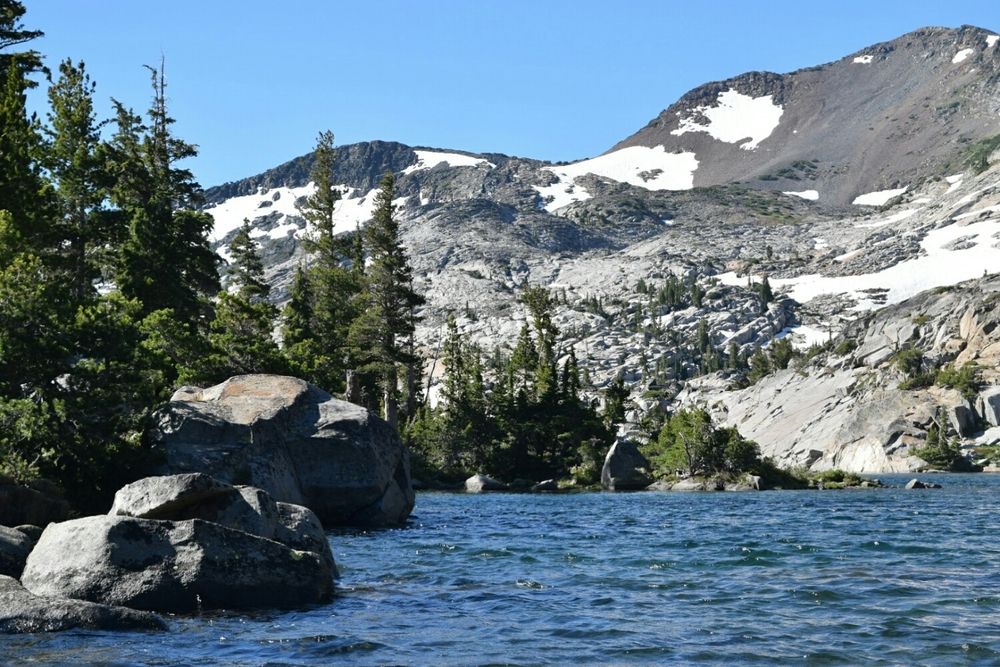 Fontanillis Lake, Desolation Wilderness
