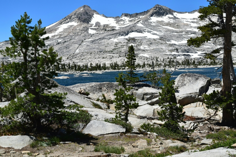 Aloha Lake, Desolation Wilderness