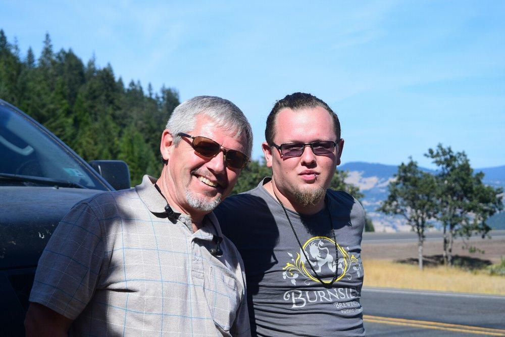Randy and Brady