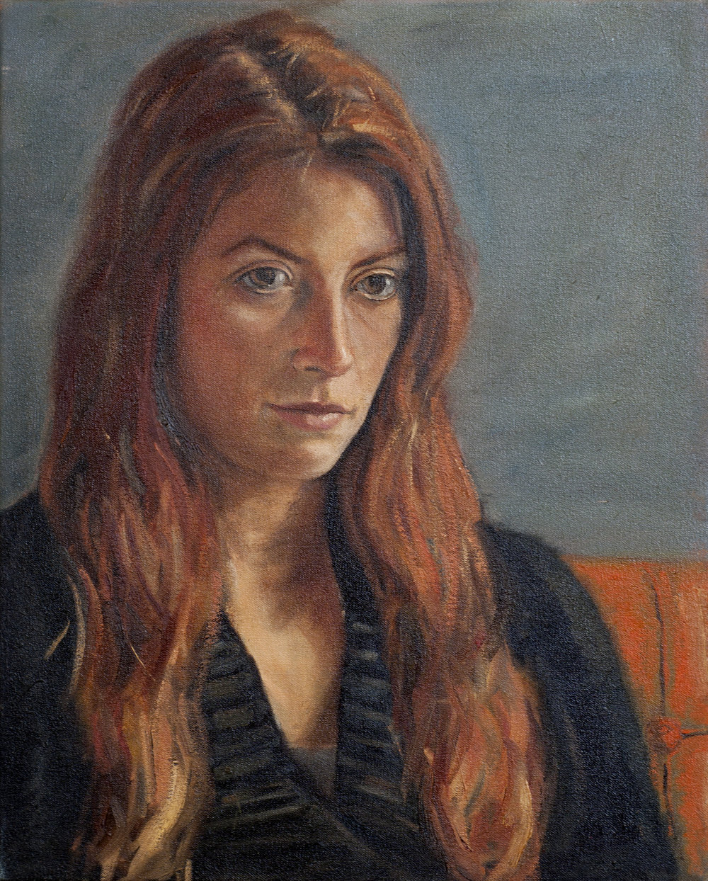 Portrait of Imogen