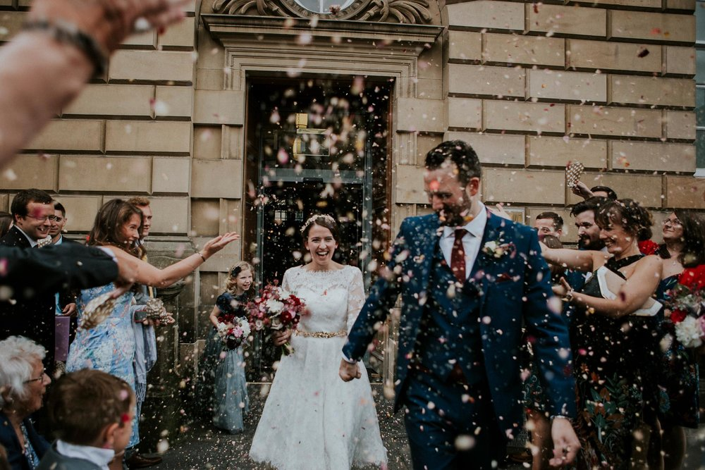 Lothian Chambers Edinburgh Wedding Photographer