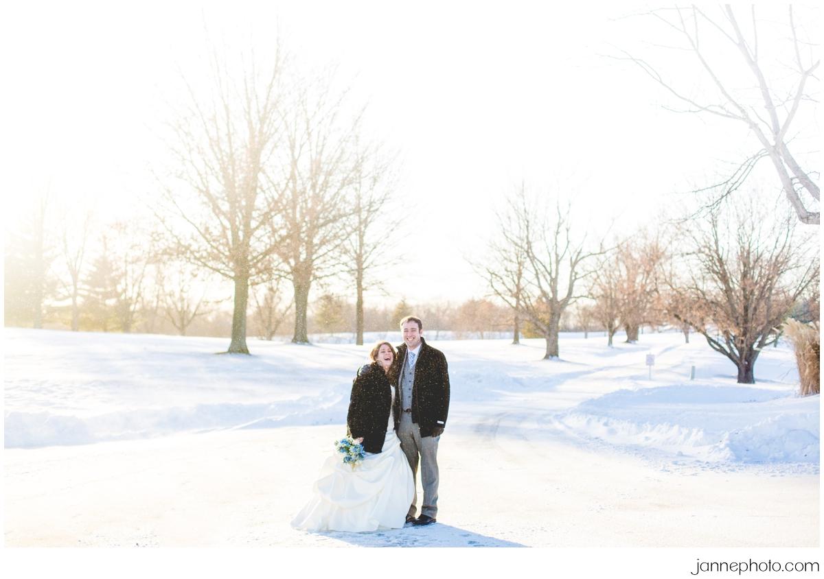 Dearborn-Country-Club-Wedding-Winter