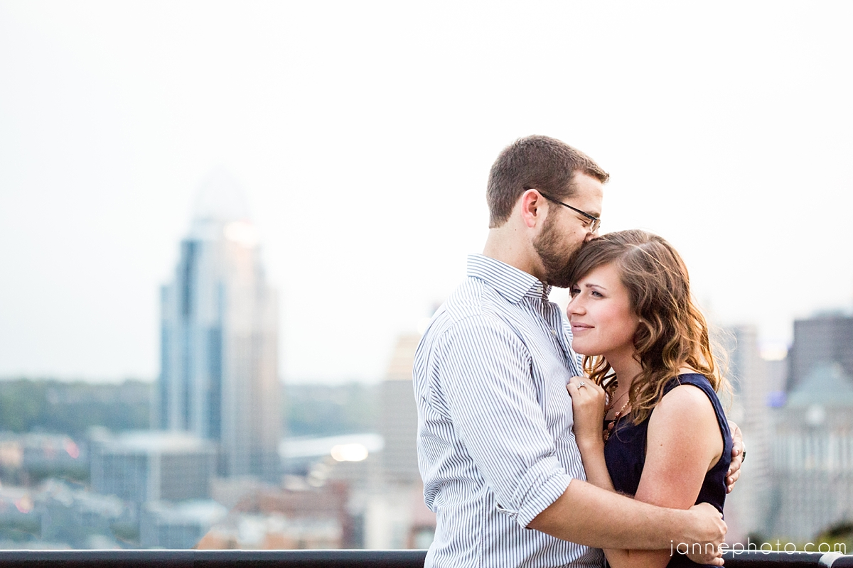 Cincinnati_Engagement_Photographers_Mt_Adams_Skyline