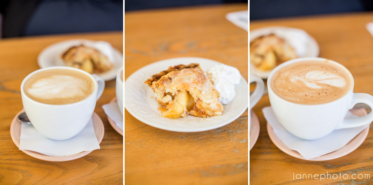 Corner-Coffee-Cafe-Latte-Apple-Pie