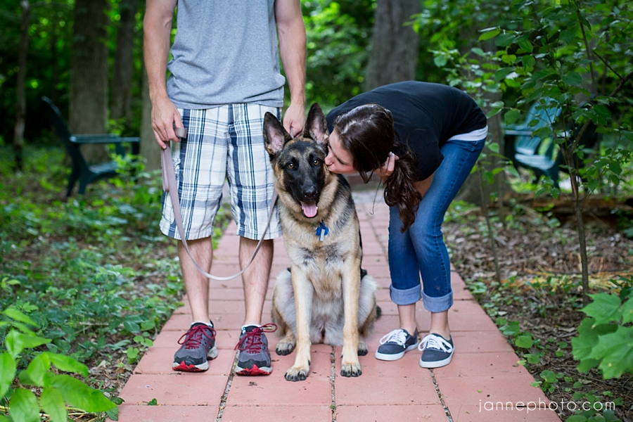 Cincinnati_Engagament_Photographer_Dog