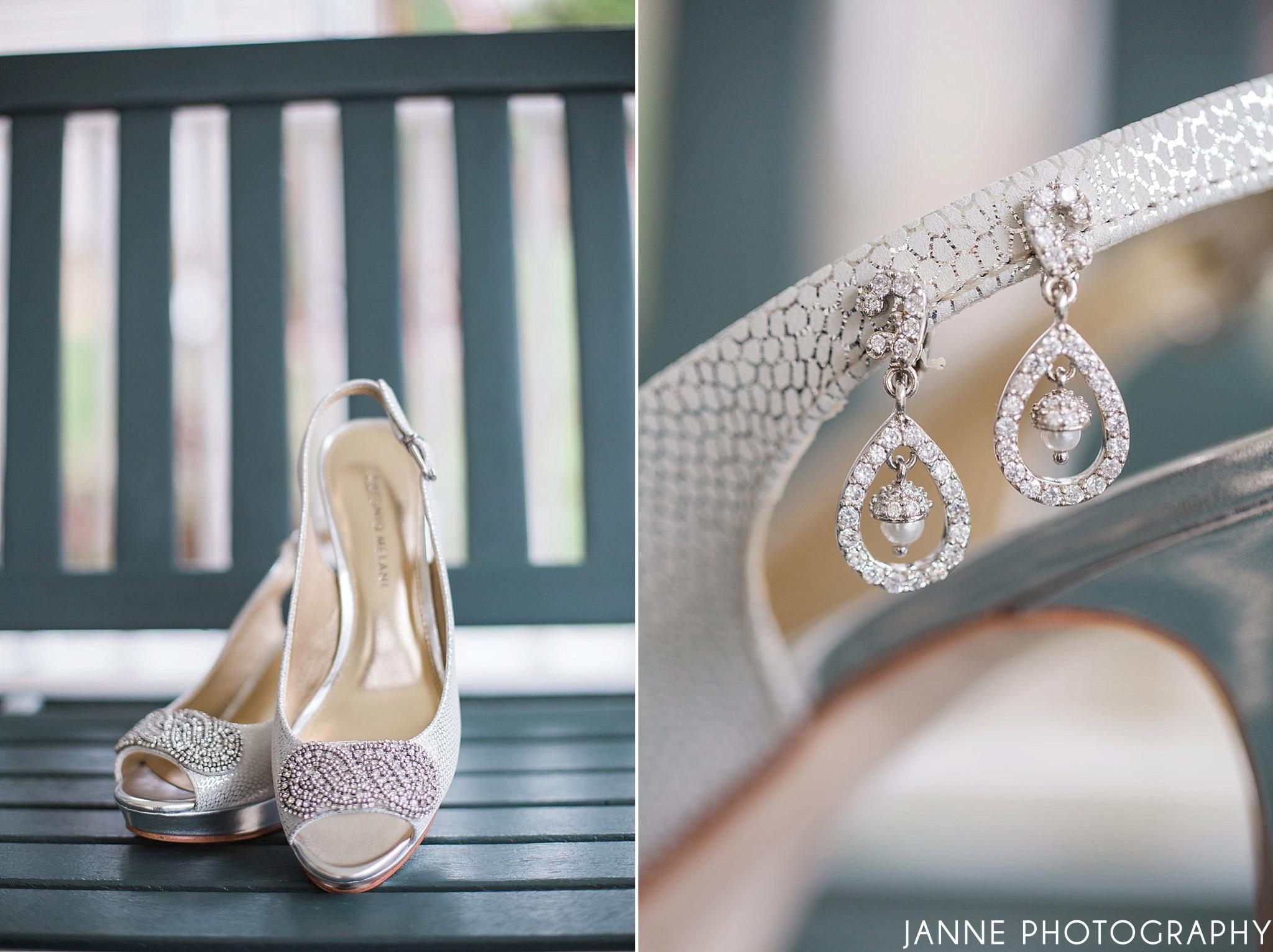 Cincinnati_Wedding_Receptions_Fairfield_Diamond_Earrings
