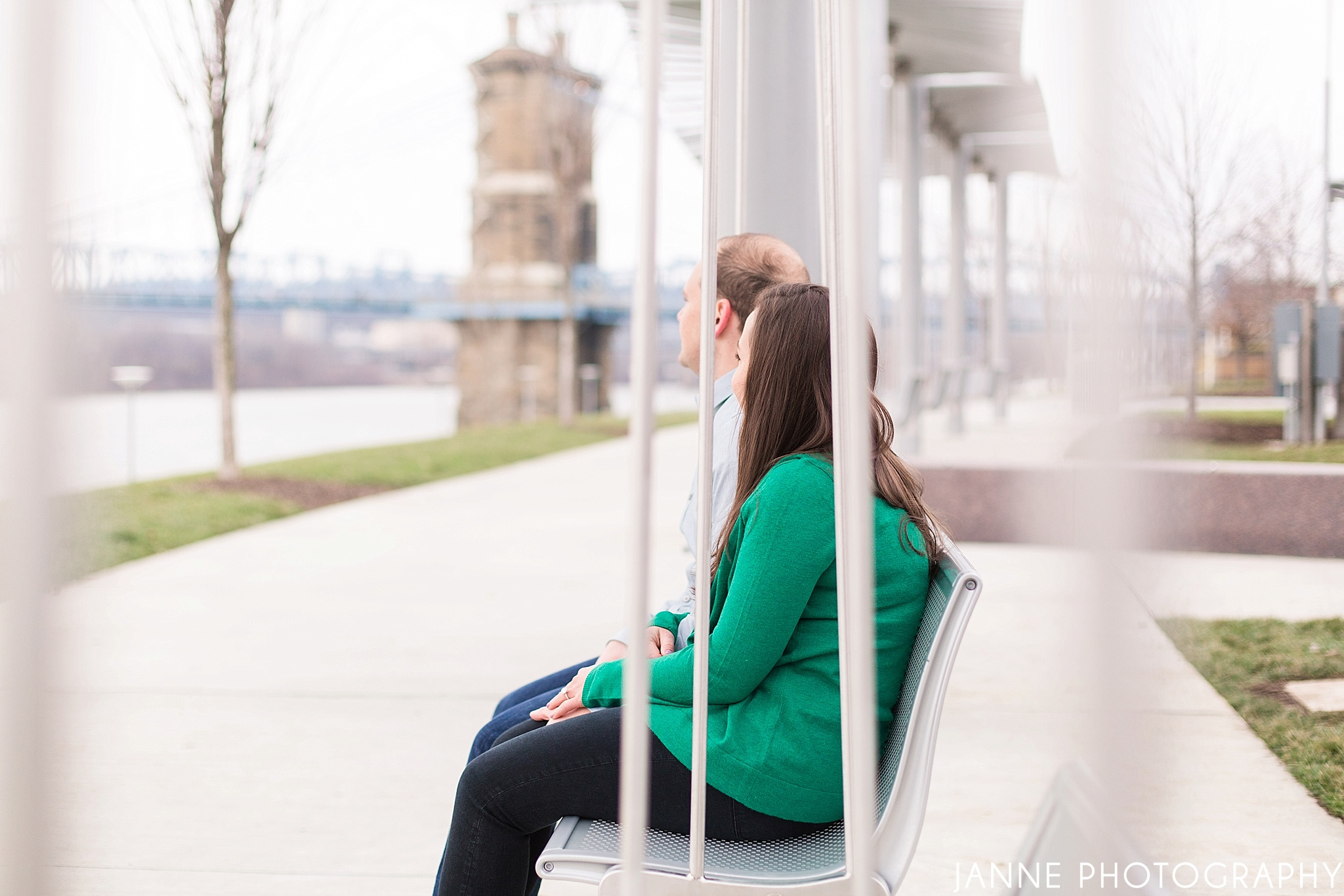 Winter_Engagement_Smale_Park_Downtown_Cincinnati