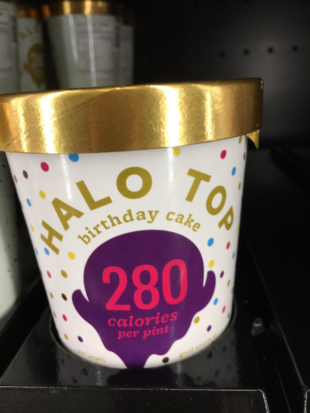 Halo Top...definitely going to try this flavor!