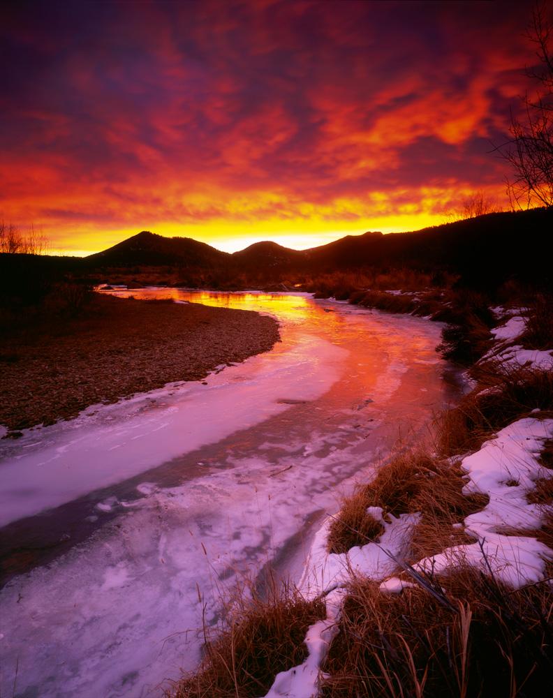 Moraine Park Sunrise