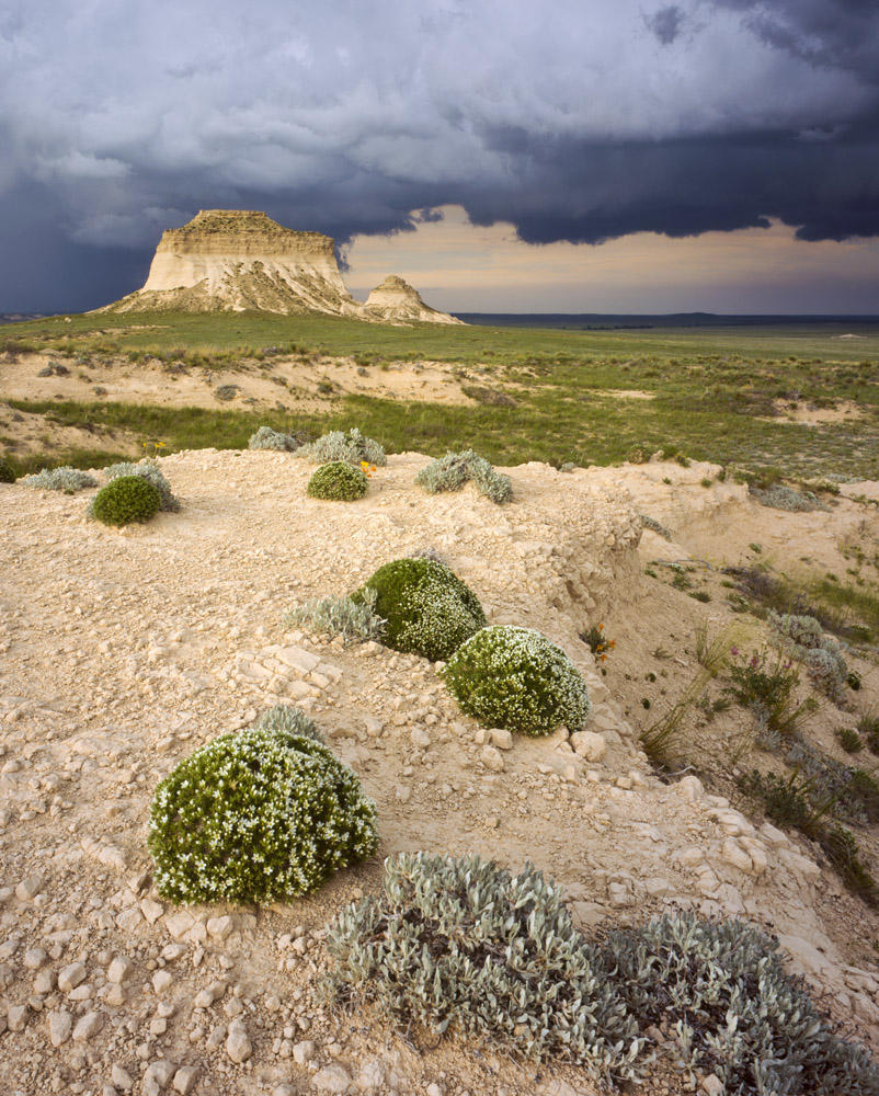Pawnee Buttes Storm