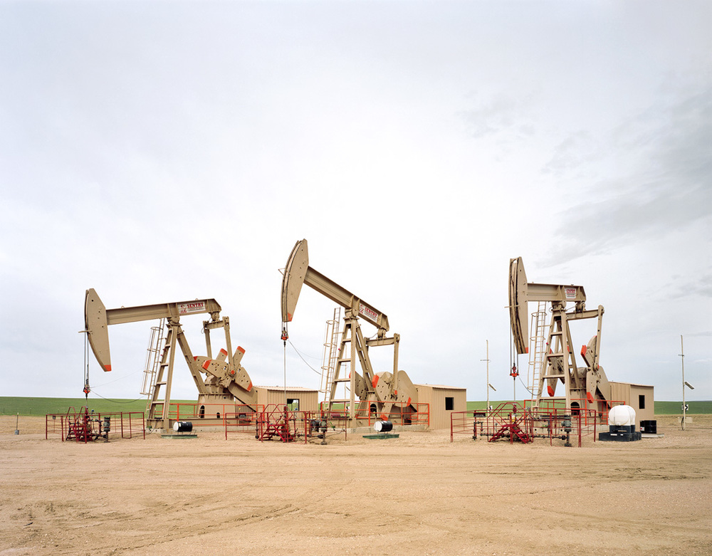 Pumpjacks III