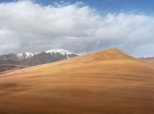 Dune and Mount Herard
