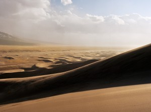 Dunes View