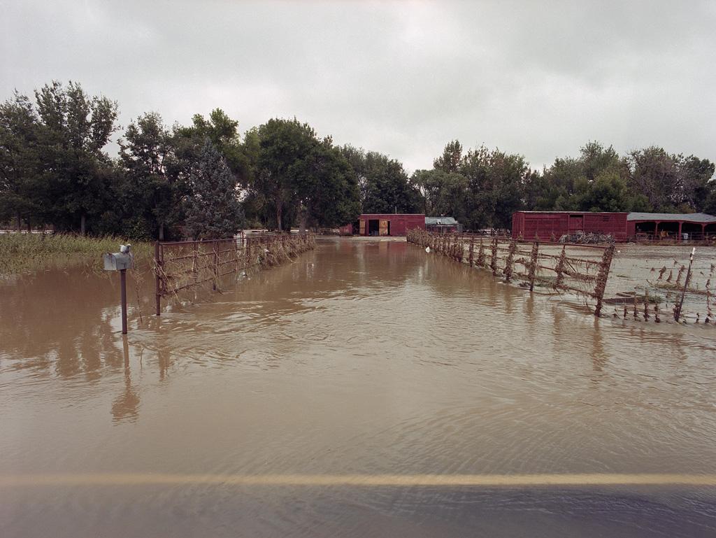 Flooding Near La Salle