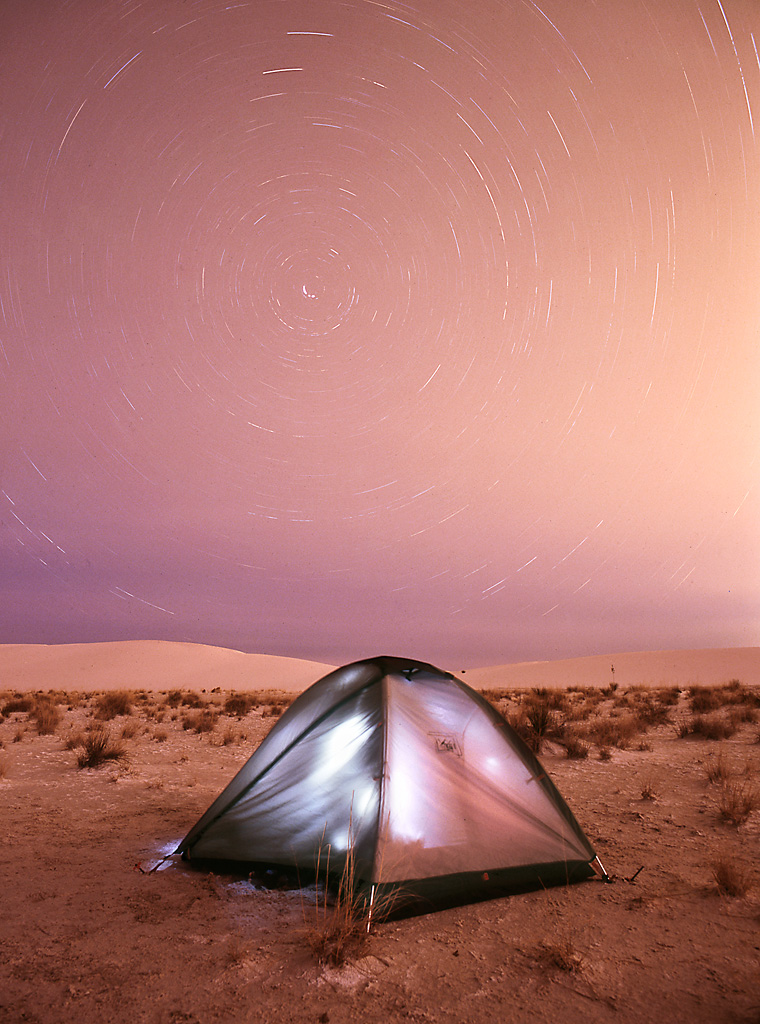 White Sands Campsite