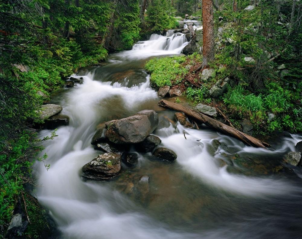 Sand Creek Falls
