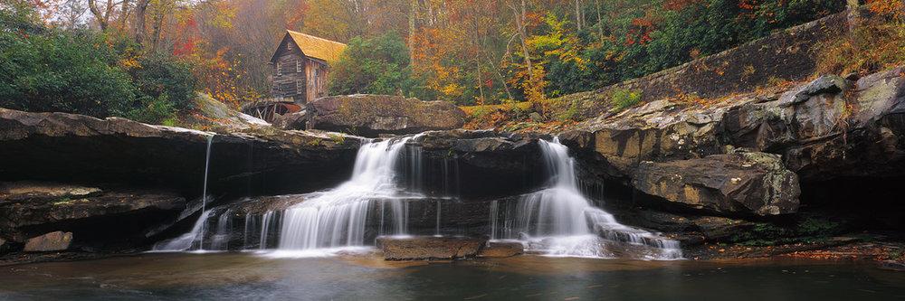 Autumn Grist Mill
