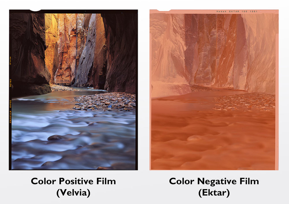 Color Film Choices for Landscapes — Alex Burke Photography