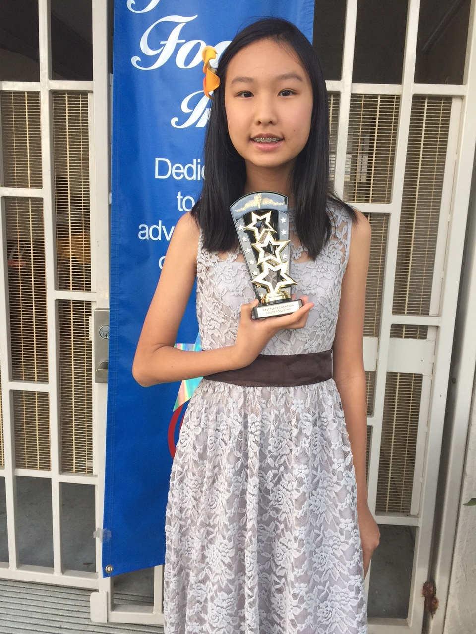 Kaede Shimizu - First Place in Vocal Performance