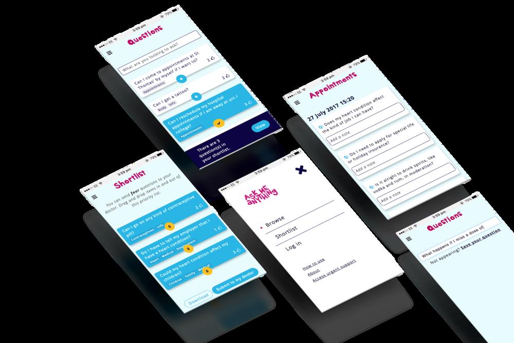 UX and UI design by  Mindwave Ventures