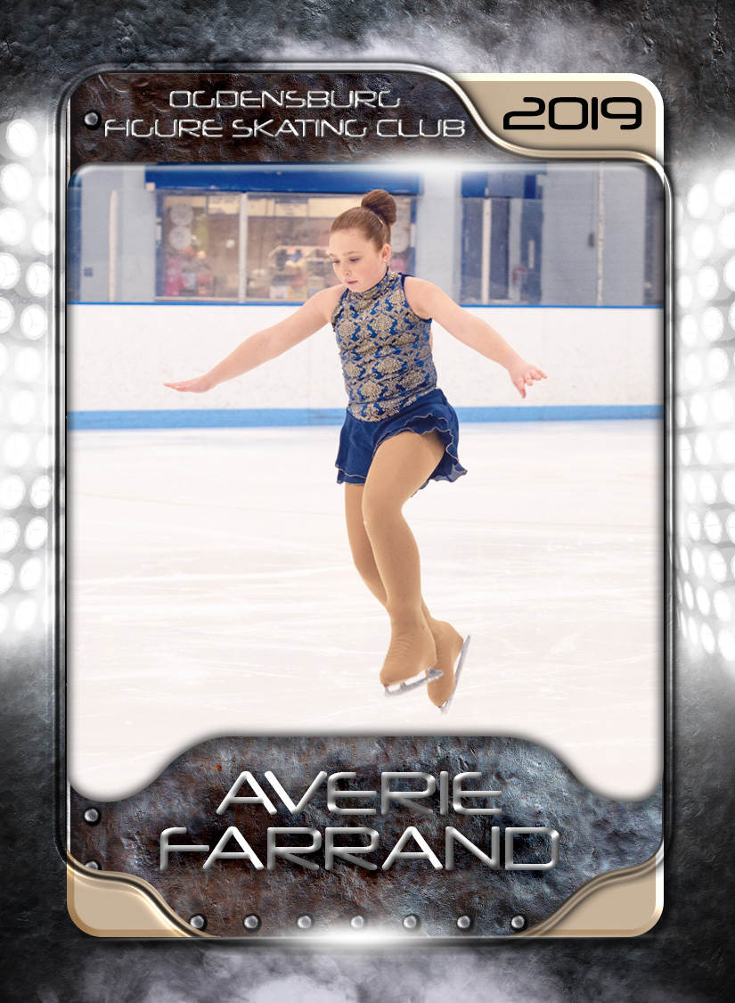 Front of Trading Card
