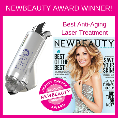 Halo Award Winner New Beauty