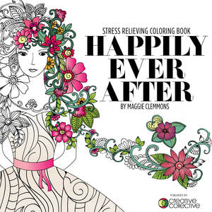 Creative Collective Design Adult Coloring Books