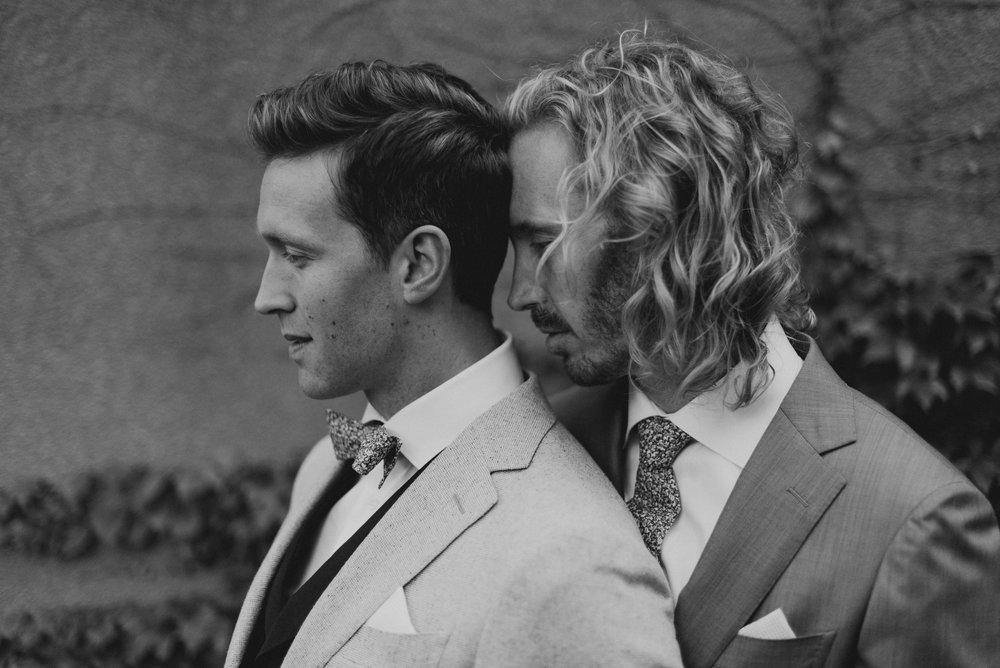 bob + brett - toronto | wedding