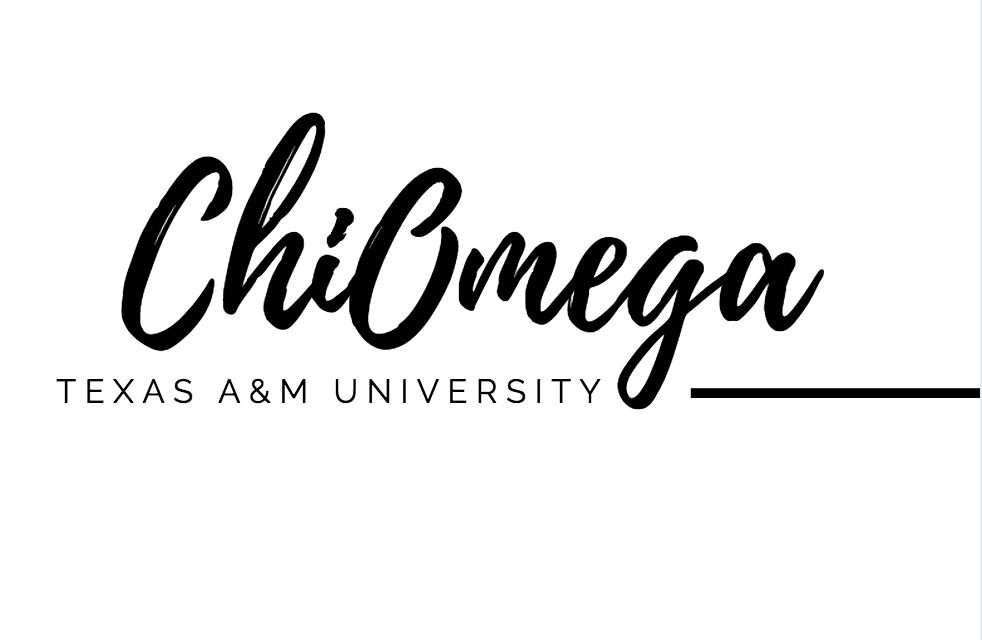Texas A&M Chi Omega -- Philanthropy